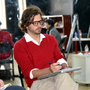 Playwright Marco Demian Vitanza