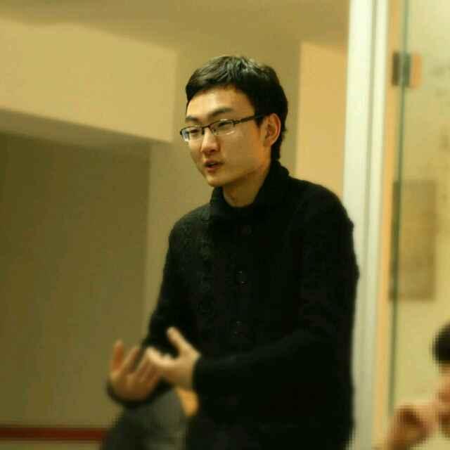 Playwright Liu Yinshi